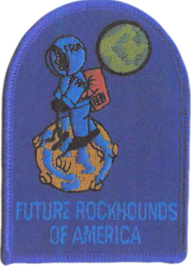 Future Rockhounders Patch Image